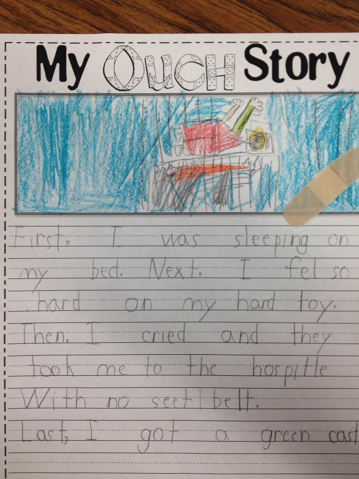 Writing Personal Narratives