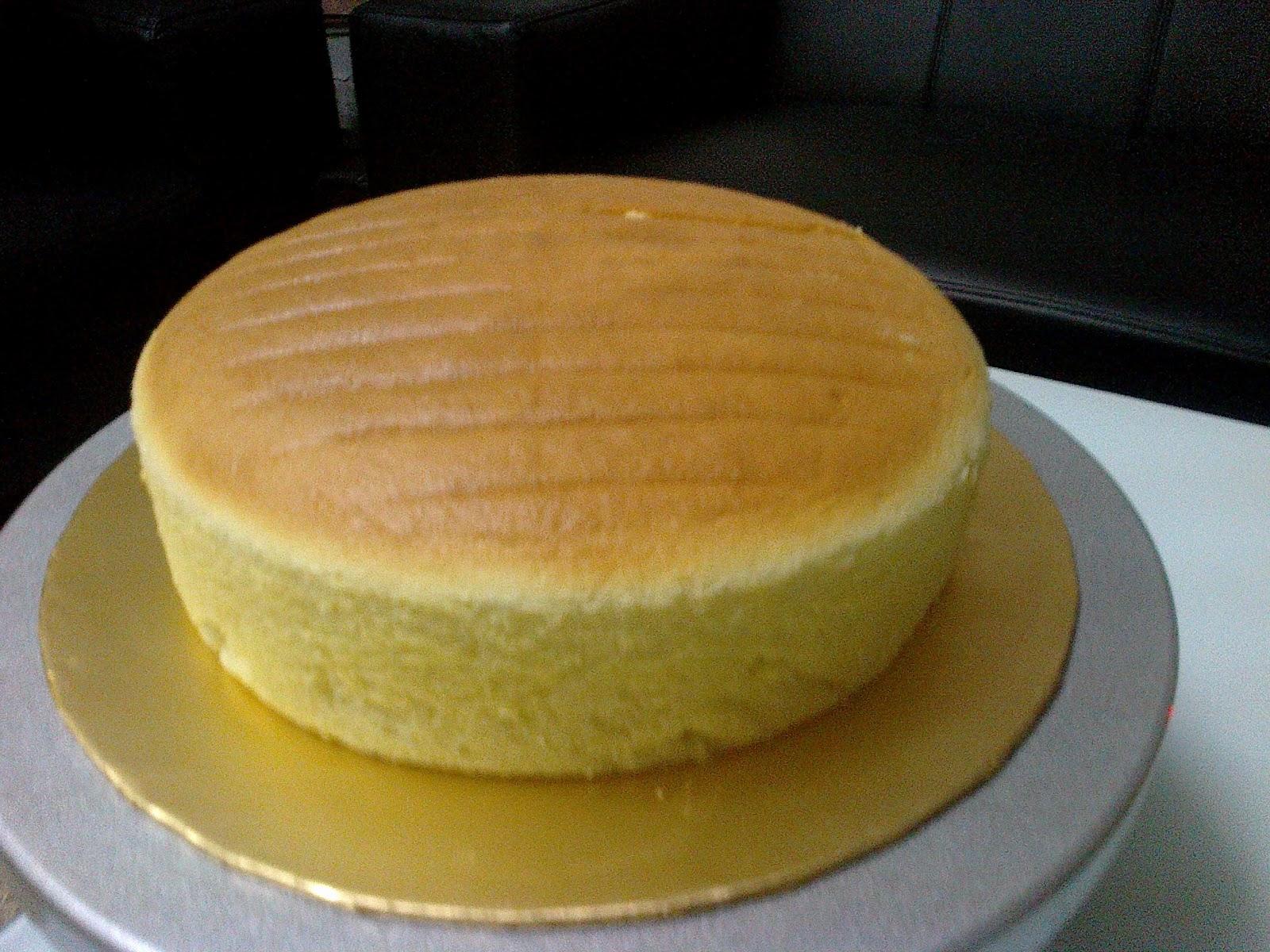 how to make cotton soft cake