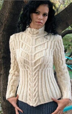 Kışlık Bayan Kazak Modelleri