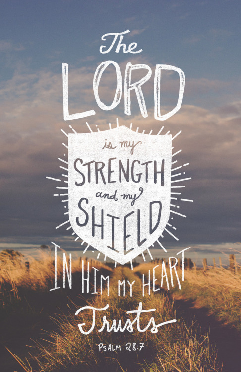 He is my Shield