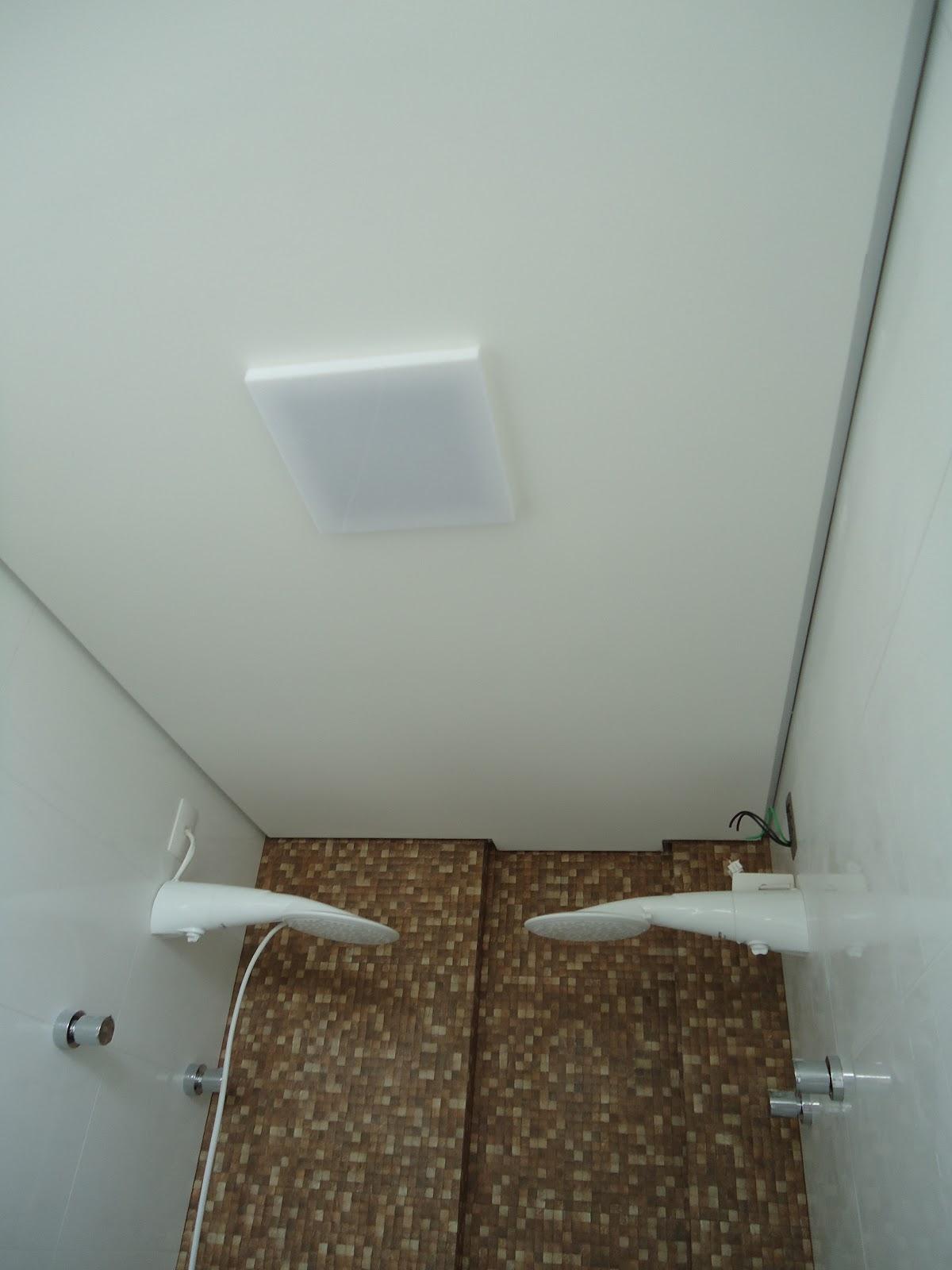 Luminária do Banheiro de casal e do corredor. #453727 1200 1600