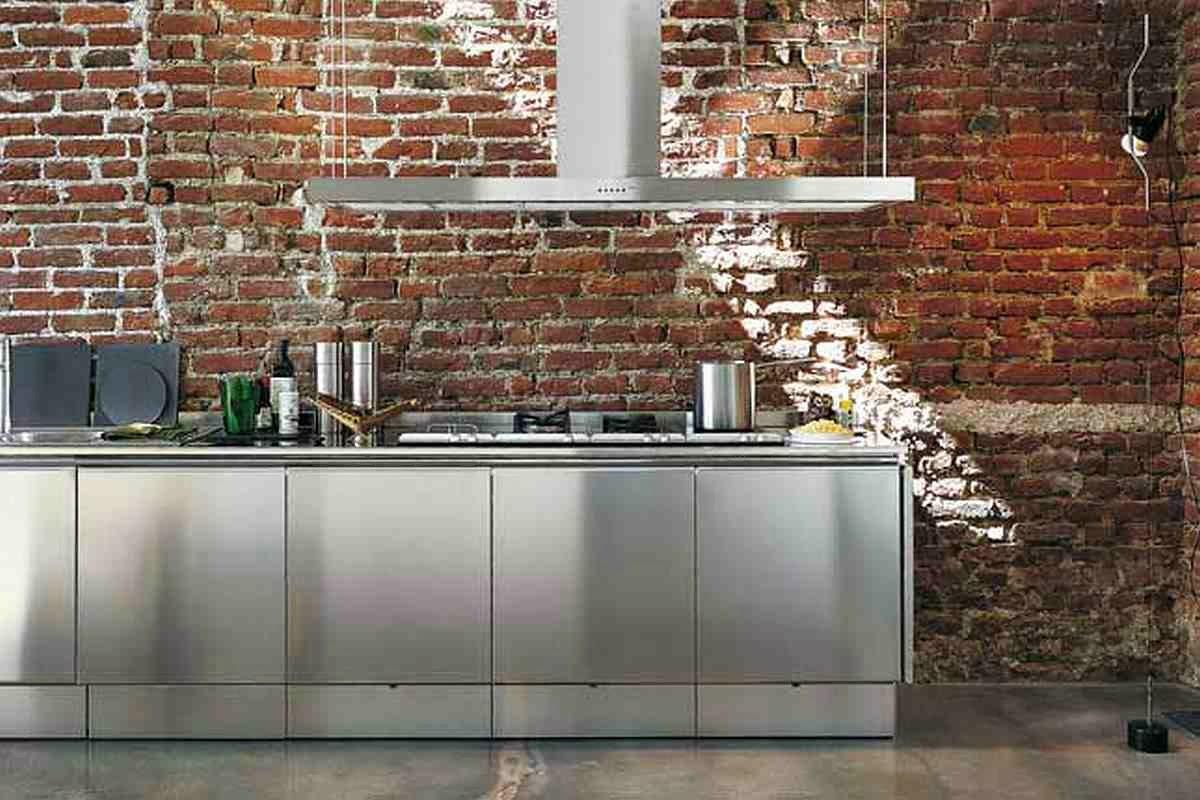 Concrete And Steel Modern Home Interior Design