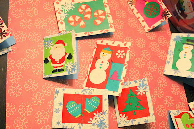 Bright Holiday Gift Tags That are easy to make
