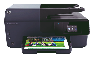 Driver HP Officejet Pro 6830
