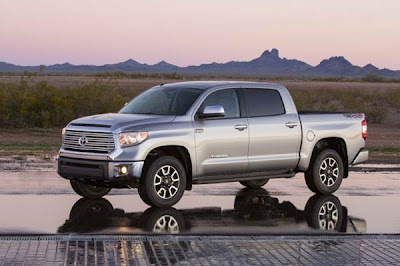 2014 Toyota Tacoma Revealed
