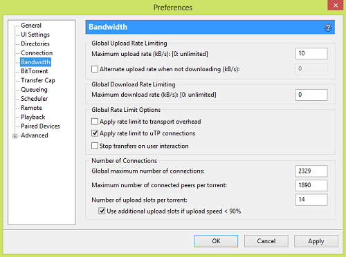 How To Increase UTorrent Downloading Speed