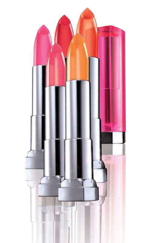 maybelline ny new york popstick lipstick rossetto ghiacciolo ice lucidalabbra lipgloss