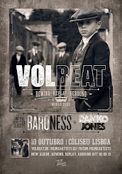 Volbeat / Baroness / Danko Jones @ Coliseu dos Recreios