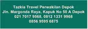 Tazkia Travel DEPOK