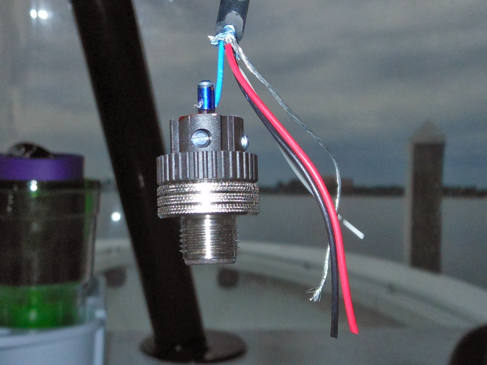 The Marine Installers Rant Field Replaceable Nmea 2000 Connectors T Connector Wiring Diagram I Use These To Extract Pull Wires Out Of Small Holes And Before You Ask No Ends Arent Burnt