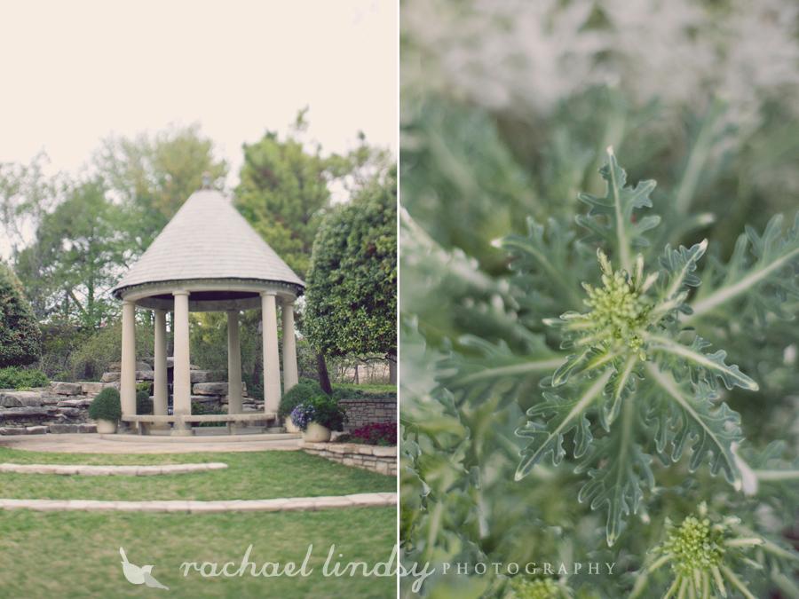 Rachael Lindsy Photography Stacy Chris Fort Worth Botanical Gardens Wedding Photographer