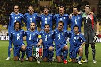Daftar Skuad dan Profil Pemain Timnas Italia Euro 2012