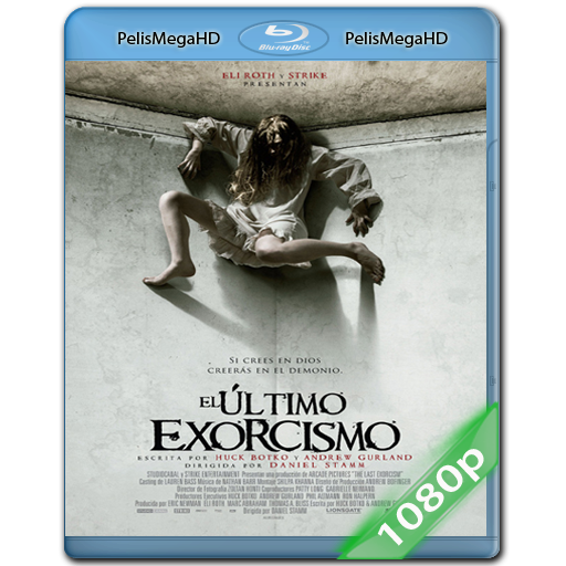 EL ULTIMO EXORCISMO (2010) 1080P HD MKV ESPAÑOL LATINO