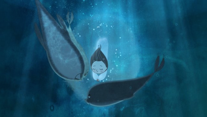 Song of the Sea by Tomm Moore and produced by  studio Cartoon Saloon