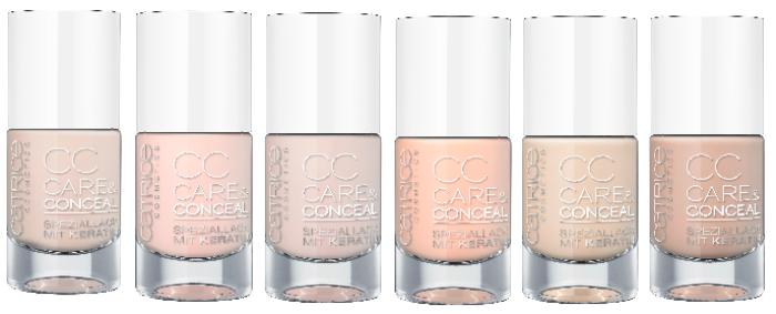 CATRICE CC Care & Conceal** NEU