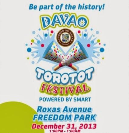 DAVAO TOROTOT FESTIVAL 2013