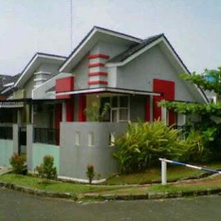 Dijual Rumah Minimalis Type 120 Regency Melati Mas