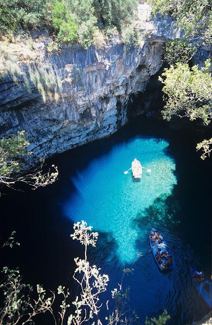 Ελληνικά σπήλαια - 4 από τα ομορφότερα σπήλαια της Ελλάδας