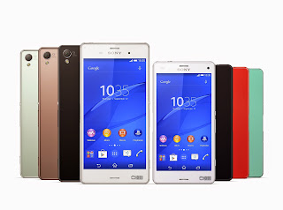 Sony Xperia Z3 Compact D5803 Lollipop