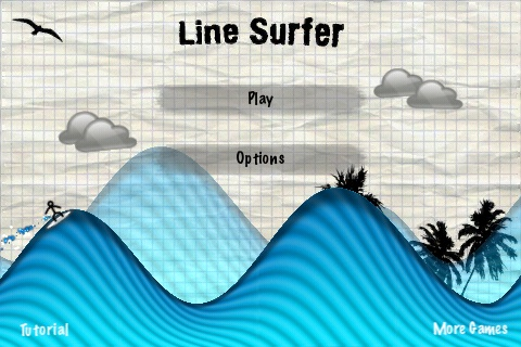 Line Surfer Free App Game By Robert Szeleney