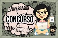 Concurso 4to Aniversario | +1000 Seguidores