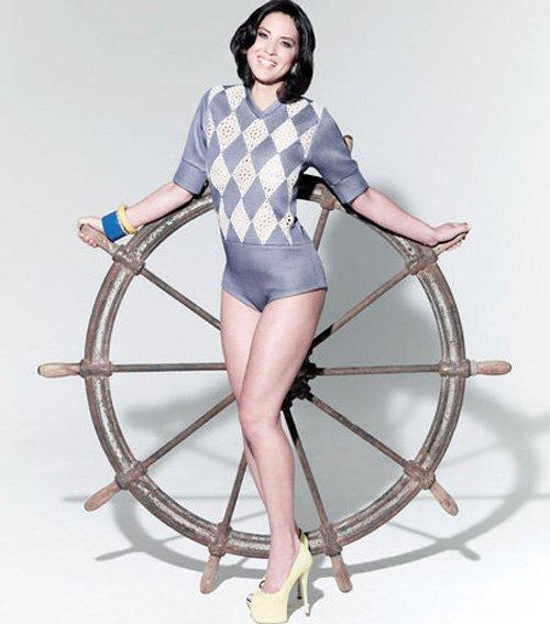 Olivia Munn Covers Ocean Drive