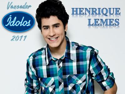 Download: Henrique Lemes - De Coração (Vencedor do Ídolos 2011)