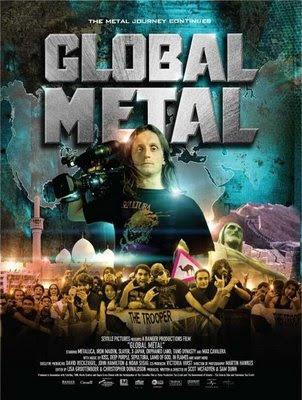 Global Metal: O Rock Ao Redor Do Mundo – Dublado