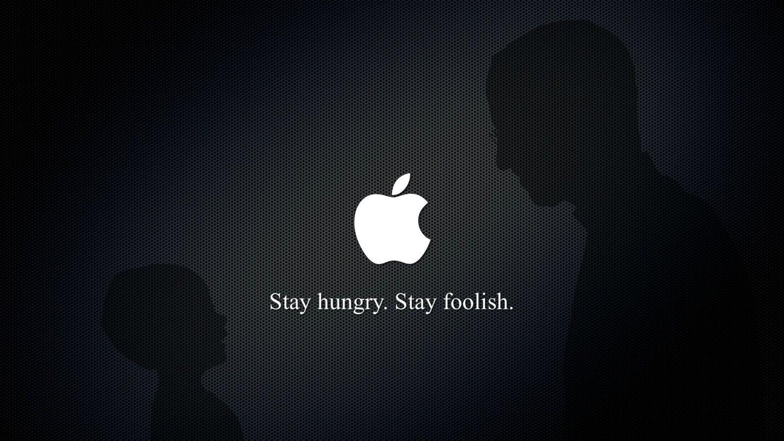 Fantastic Wallpaper Macbook Quote - Steve_Jobs_Stay_Hungry_Stay_Footlish_Apple_Logo_HD_Wallpaper-Vvallpaper  HD_279512.jpg
