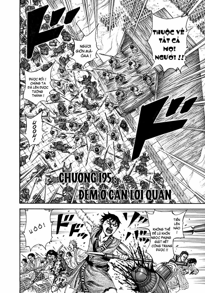 Kingdom - Vương Giả Thiên Hạ Chapter 195 page 3 - IZTruyenTranh.com