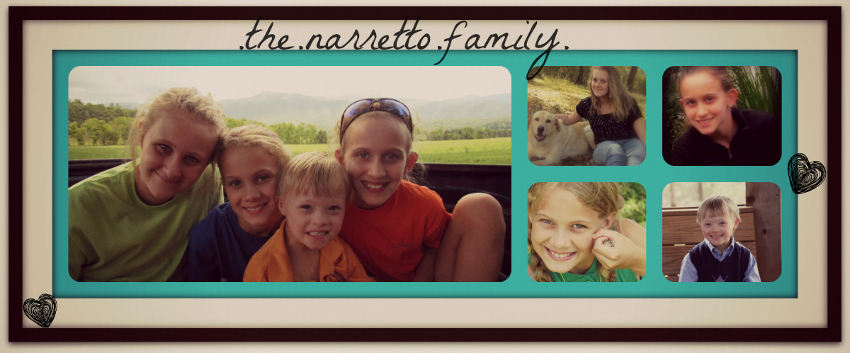 the narretto family
