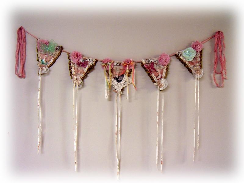 glitter tart designs french cloth banner supply swap