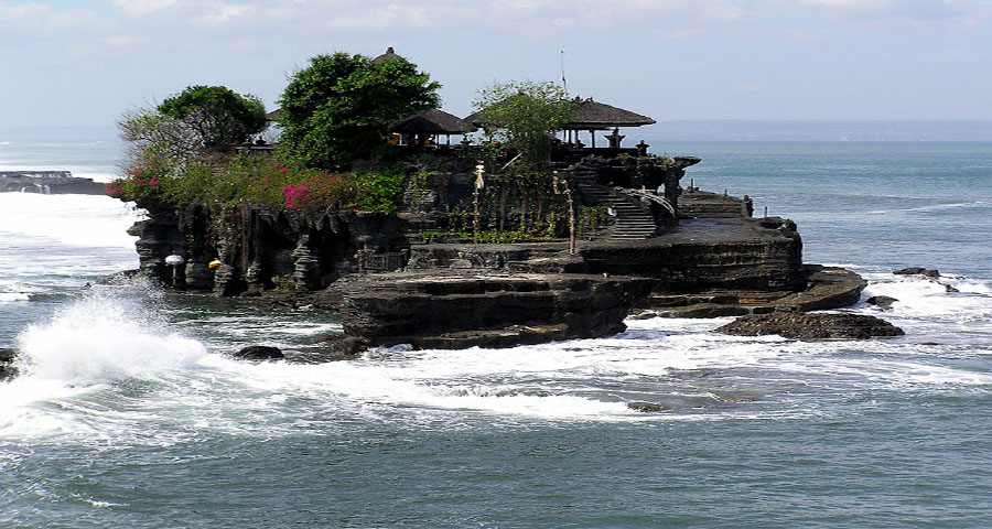how to go to tanah lot from seminyak