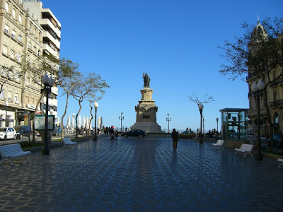 Rambla Vella in Tarragona