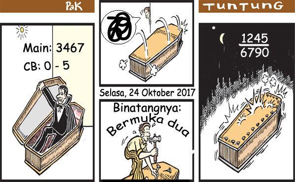 Prediksi Gambar Pak Tuntung Selasa 24 10 2017