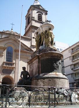 MAUSOLEO DEL General MANUEL BELGRANO
