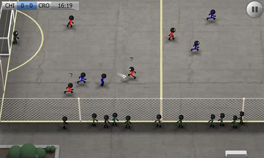 Stickman Soccer Pro-Stickman Soccer hilesi-stickman soccer hileli Full apk İndir
