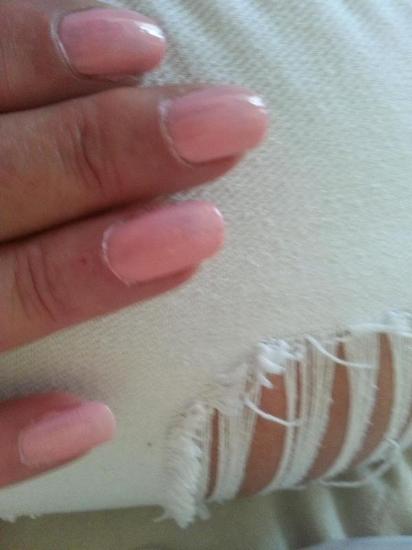 L\'Oreal Paris Infallible Nail Polish Review | The Lavender Barn