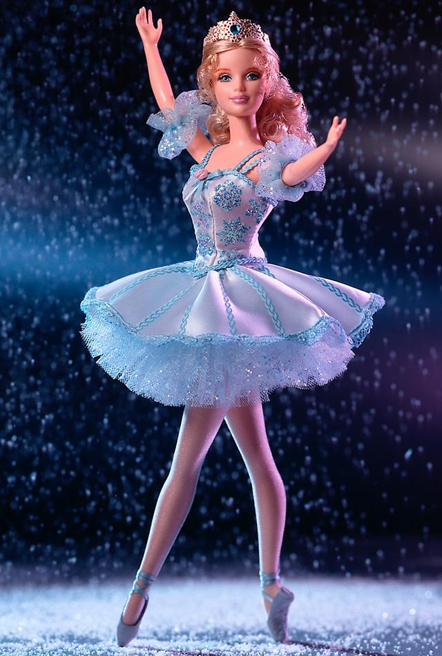 barbie in the nutcracker doll - photo #37