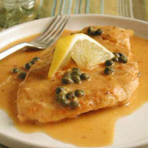 Eat Live Grow Paleo: Paleo Chicken Piccata