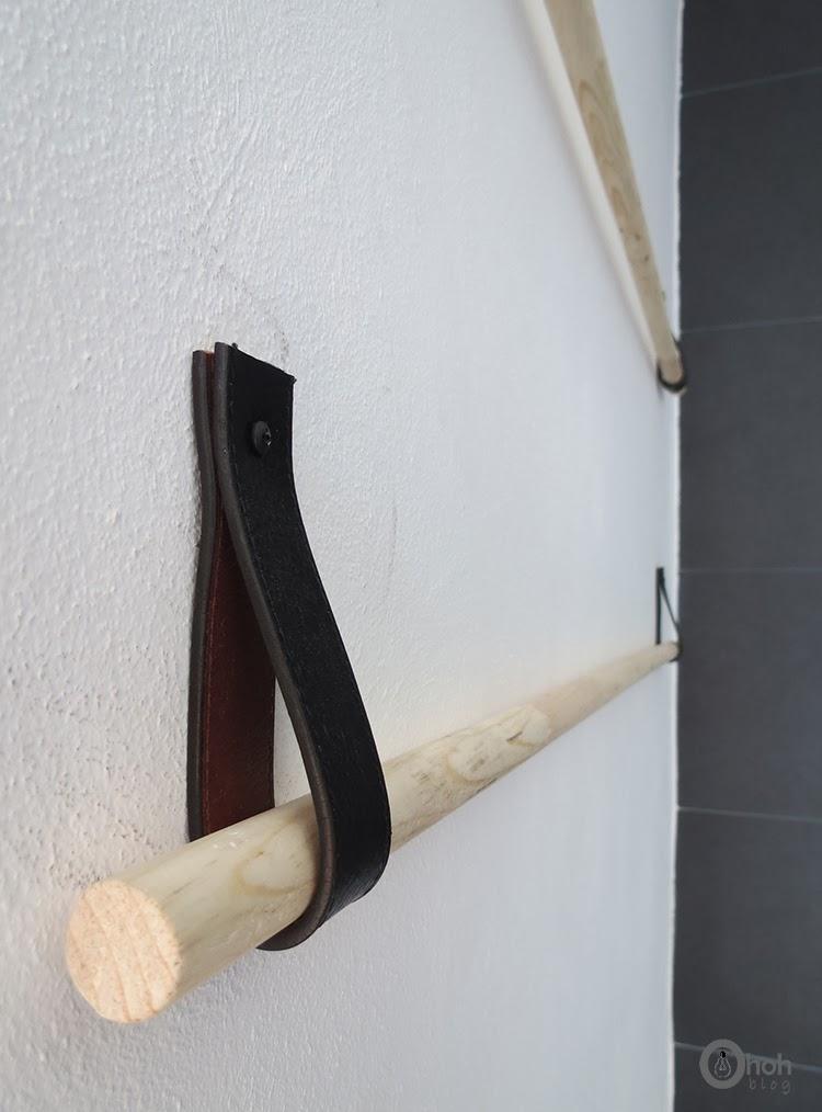 DIY Towel hanger. DIY Towel hanger   Ohoh Blog