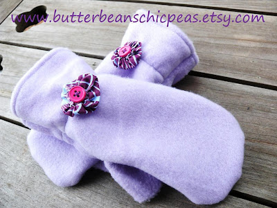 Fleece Mittens Free Pattern – Catalog of Patterns