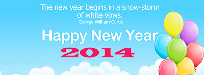 Facebook Covers of Happy New Year 2014