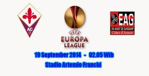 Fiorentina vs Guingamp