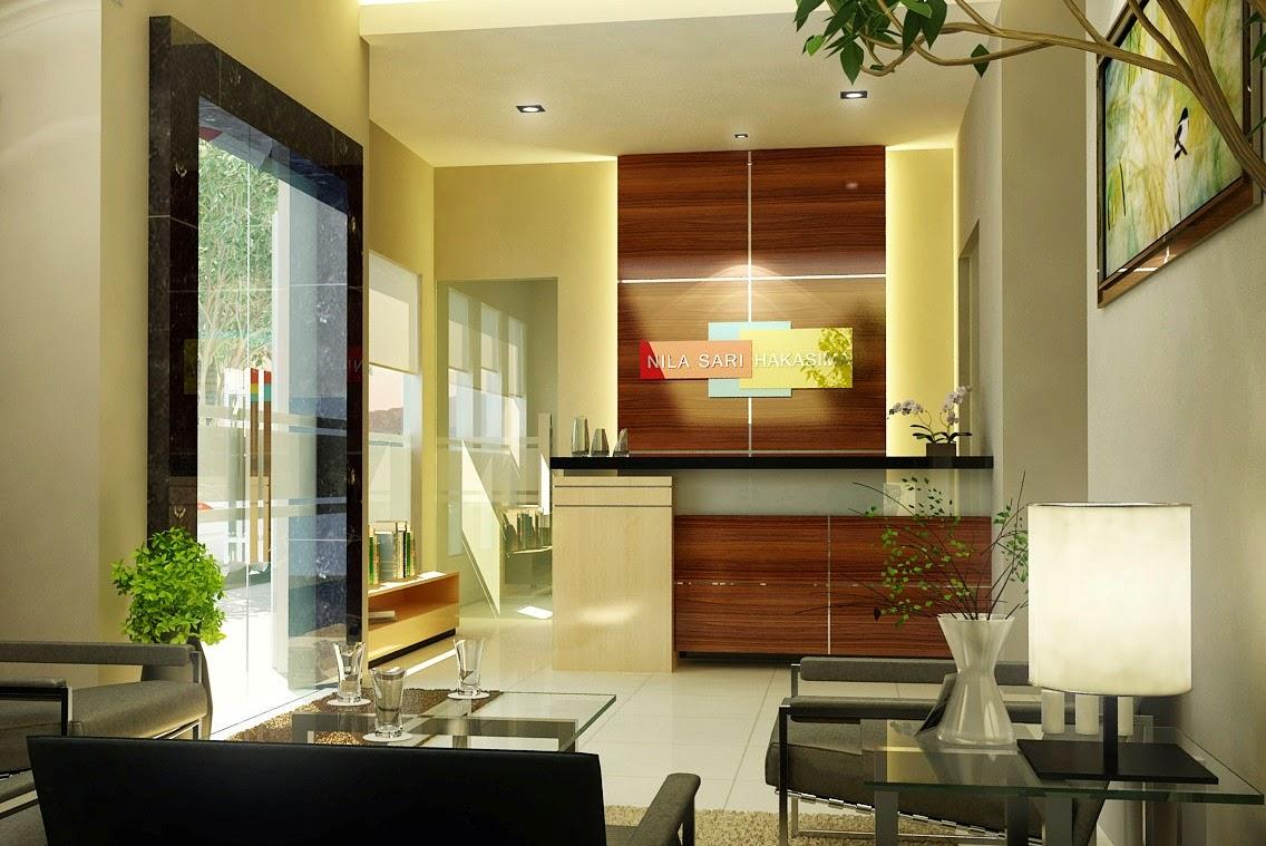 Contoh desain interior minimalis 2014