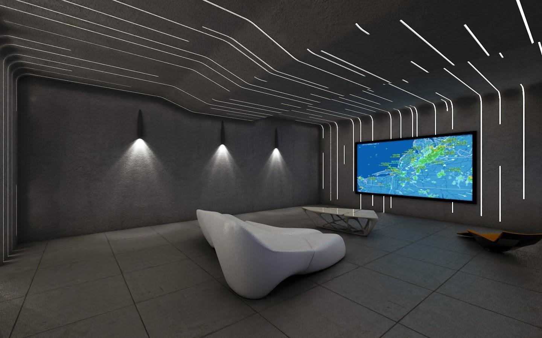 Pavel Constantin: Aviation Pilots high tech/modern Rest Room ...