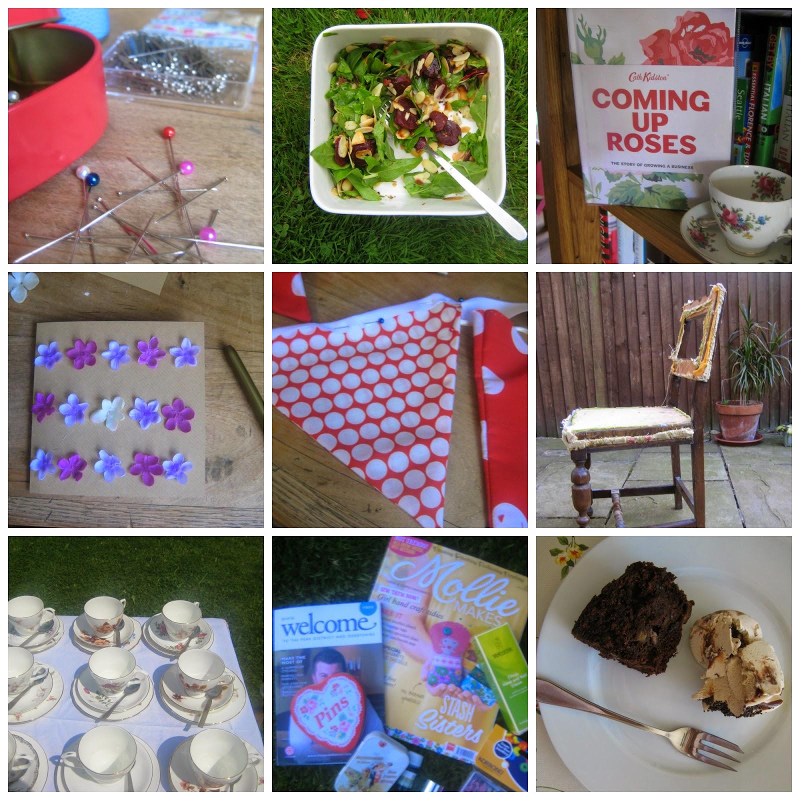 craft, summer, food, makes