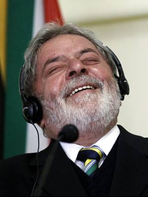 Piada pronta: Lula diz que não dá palpite no governo de Dilma