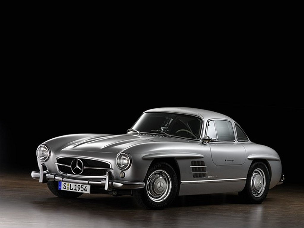 Mercedes unveils sl400 roadster page 2 for 1954 mercedes benz 300sl