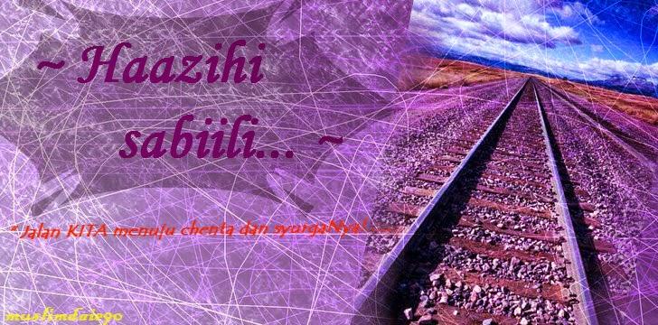 Haazihi Sabiili...